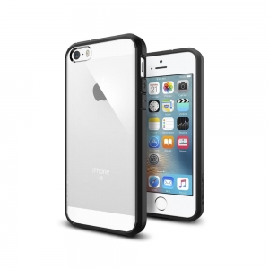 Spigen iPhone 5/5s/SE Ultra Hybrid Black